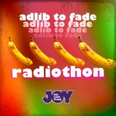 Bananas for Radiothon!