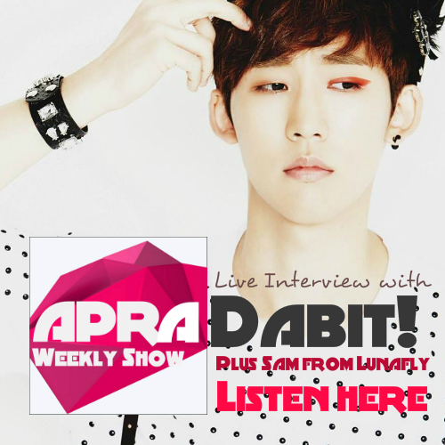 Kpop Idols Dabit & Sam of 'Lunafly' | Asian Pop Radio