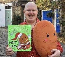 Merry Christmas, Baked Potato BLOG + PODCAST