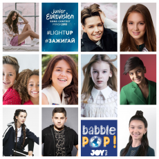One hundred and eighty-one – #LightUp: Previewing the first half of JESC2018