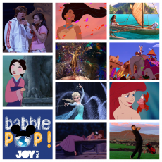 Two hundred and thirty-five – A world of Disney