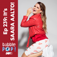 Two hundred and thirty-nine – It's Saara Aalto!
