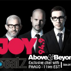 Beatz Exclusive: Above & Beyond Interview & Tribute