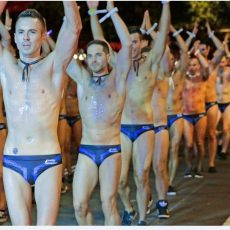 Seeing ourselves at Sydney's Mardi Gras Parade 2018