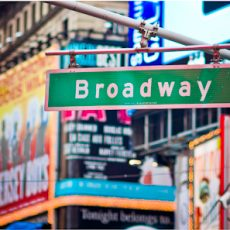 The Birth of Broadway Theaters