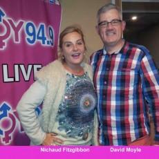 Nichaud Fitzgibbon talks of Miss Peggy Lee