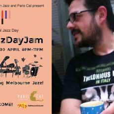 International Jazz Jam – Melbourne Style!