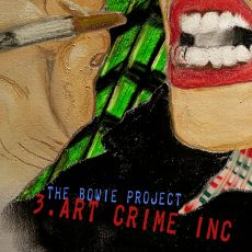 Adam creates his Art Crime Inc!