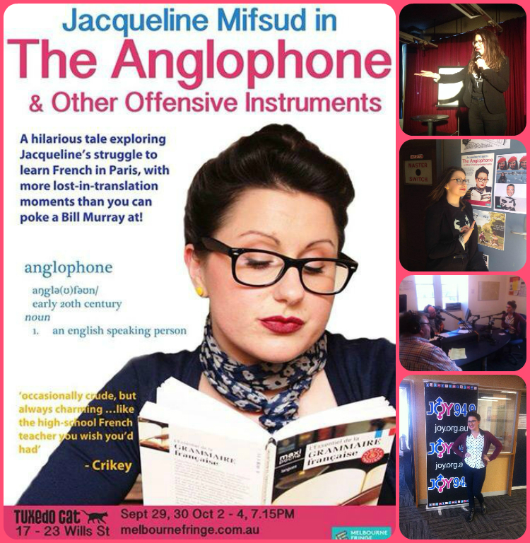 Jacqueline Mifsud – The Anglophone