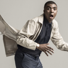 Dude, Where's My Lion? Loyiso Gola crashes the Brekkie Bears!