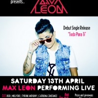 Melbourne Independent out & proud Max Leon comes into chat about her debut single and launch