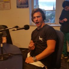 Former Collective member, Trent Bell, pops in for a chat
