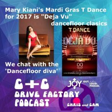 Mary Kiani's T-Dance for Mardi Gras is back for a second year