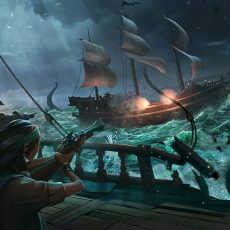 Interview: Joe Neate, Sea of Thieves