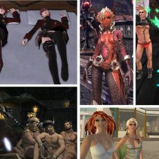Cybersex and Video Games