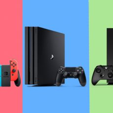 Console Wars 2017
