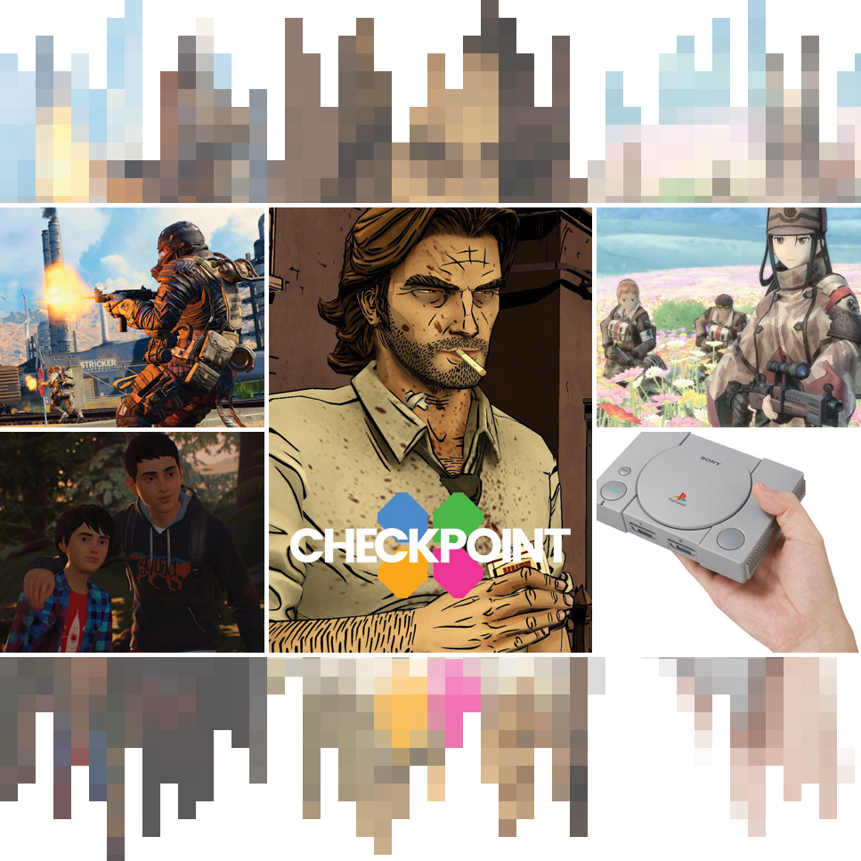 Up to Date: Telltale Games, Valkyria Chronicles 4 and more.