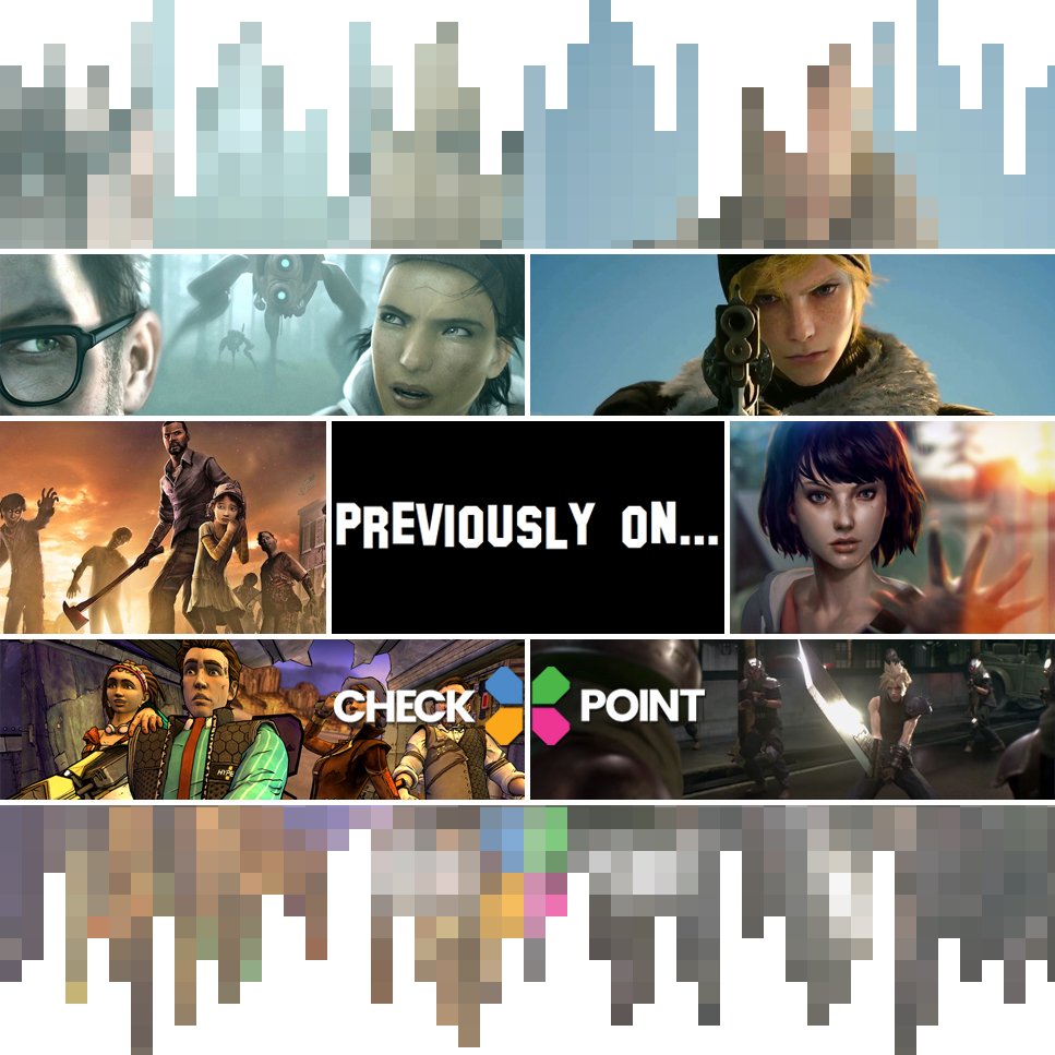 Checkpoint Intimates: The Episodic Gaming Conversation