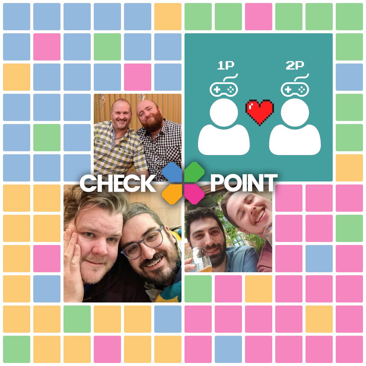 Checkpoint Couples and Gaming