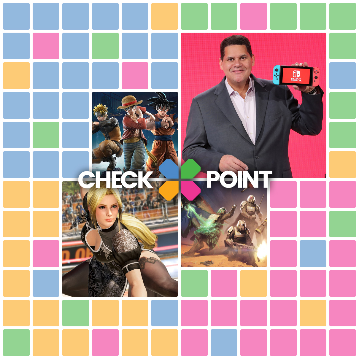 Up to Date: Reggie Fils-Aimé, Dead or Alive & more