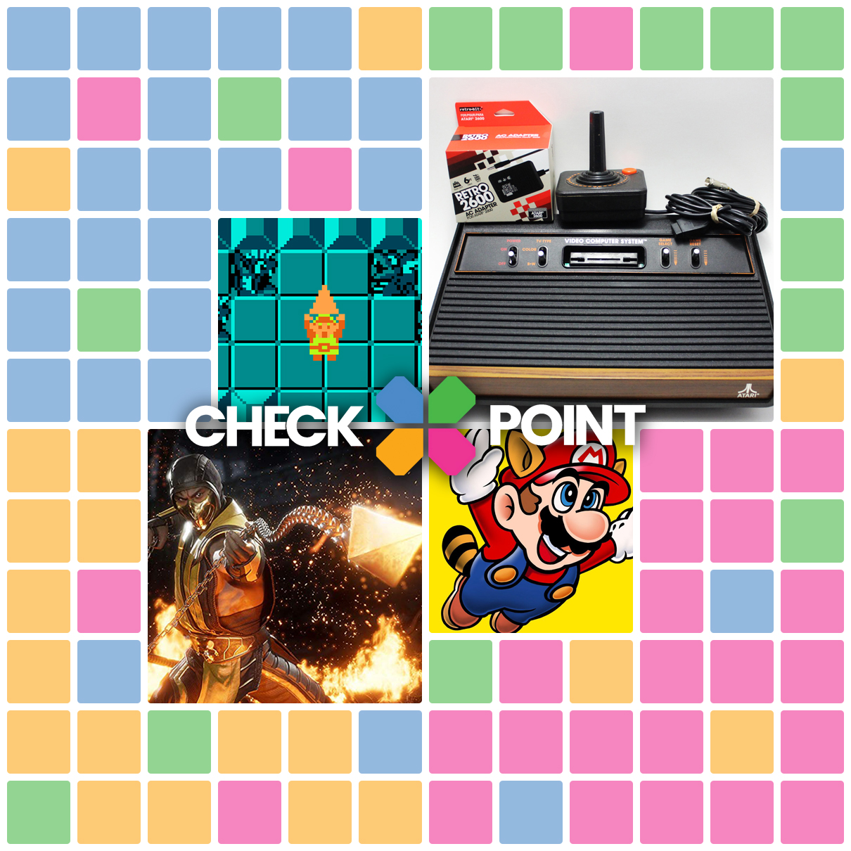 Checkpoint Rewind: The 80's | Checkpoint Gaming