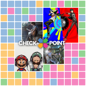 Checkpoint Gaming Music Request Hour Checkpoint podcast