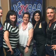 Angela Pippos & Karen Lyon chat with CTF on That Sports Show!