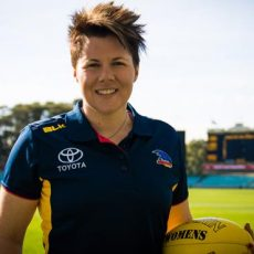 Adelaide Crows appoint Bec Goddard as Coach of AFLW team