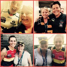 Best of Chicks Talking Footy 2017- Equal #1 – AFLW Premiers Adelaide Crows FC