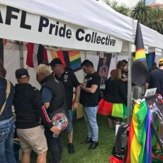 Chicks Talking Footy chat to the AFL Pride Collective