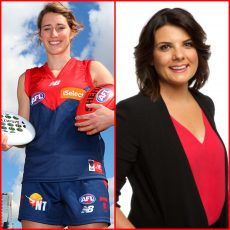 Plenty of AFLW talk with Cat Phillips and Kelli Underwood