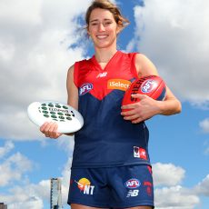 Fi, Bec and Motty chat with Melbourne FC superstar Cat Phillips