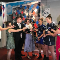 AFLW Footy is back! Plus a BIG AFLW Announcement happened