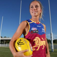 CTF chat with Brisbane Lions AFLW midfielder Kaitlyn Ashmore