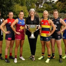 AFLW Grand Final Episode of Chicks Talking Footy