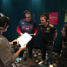 2018 AFL Pride Game VFLW Coaches Corner – Peta Searle and Patrick Hill