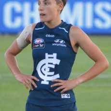 Mini Pod – The Chicks caught up Gabby Pound from Blues AFLW