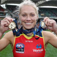 An AFLW Grand Final for the fans
