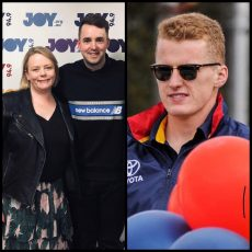 Adelaide Crows Ruckman Reilly O'Brien on Chicks Talking Footy