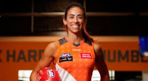 Mini Pod – GWS AFLW captain Amanda Ferrugia talks GRAND FINAL