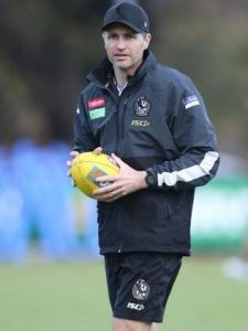 Mini Pod – Collingwood FC Assistant Coach Justin Longmuir
