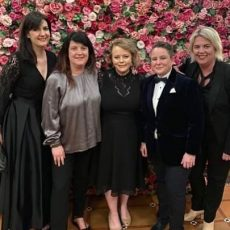 "Chicks Talking Footy receive GLOBE Community Award 2019 ""Media Excellence"""