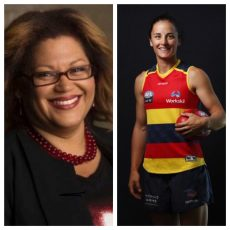 Chicks Talking Footy with Tanya Hosch and Ange Foley