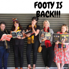 Footy is Back! From fixtures, to crowds, to hubs we have you covered.