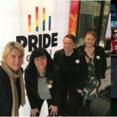 Five years of AFL Pride Game