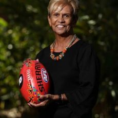 A beautiful yarn with Aunty Pam Pedersen (Nicholls)