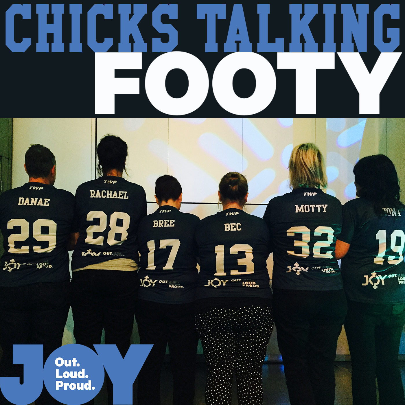 CTF Are Joined By Pepa Randall And Richelle Rocky Cranston - Chicks Talkin'  Footy (podcast)