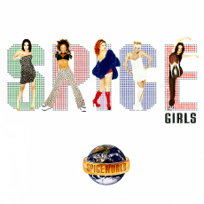 Spice Girls - Spice World released on Virgin Records 1997