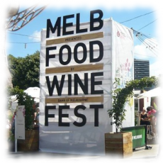 Melbourne Food and Wine Festival Events