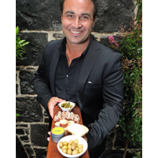Everyone's  Favourite Spanish Chef Miguel Maestre